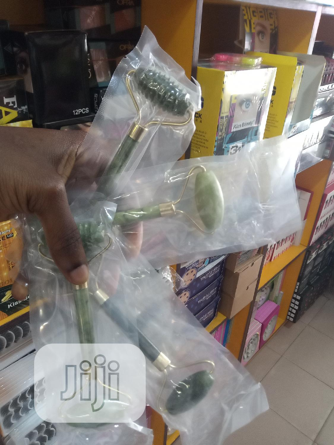 Jade Face Roller | Tools & Accessories for sale in Amuwo-Odofin, Lagos State, Nigeria