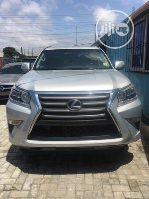 Lexus GX 2014 460 Luxury Silver   Cars for sale in Lagos State, Lekki