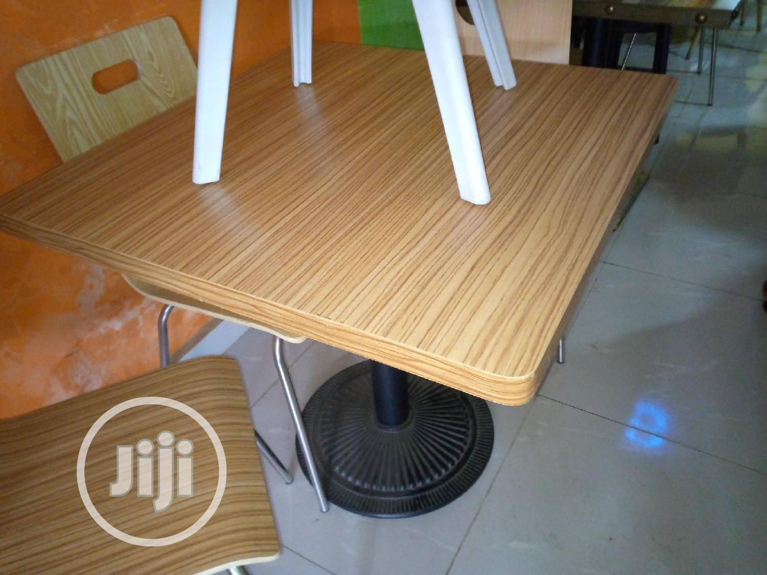 Archive: Wooden Restaurant Table 80*80 Size