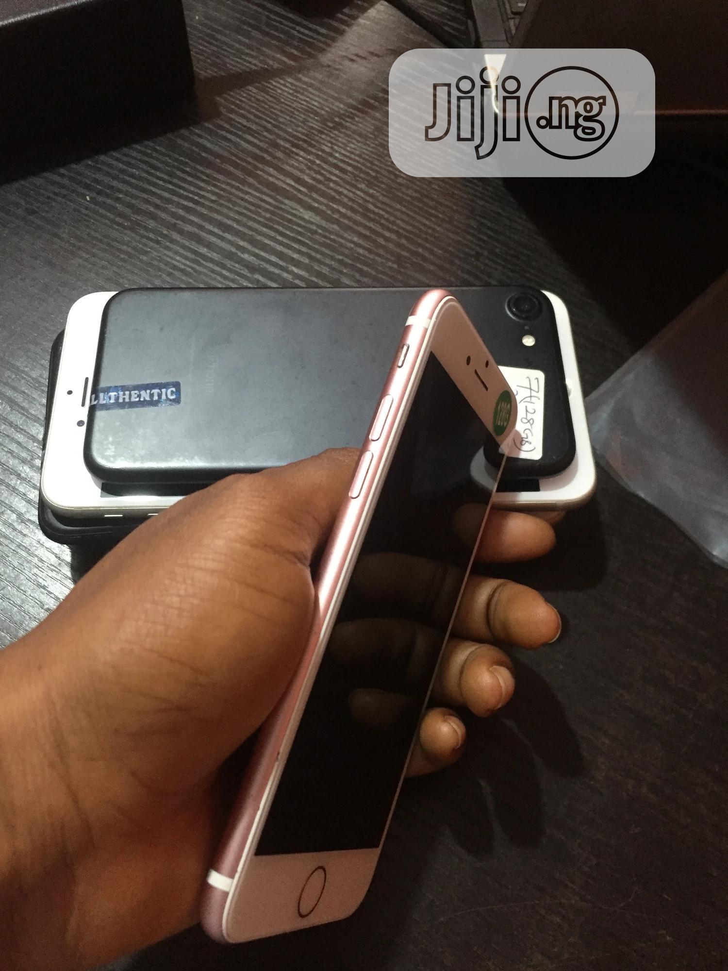 Apple iPhone 7 128 GB Gold | Mobile Phones for sale in Benin City, Edo State, Nigeria