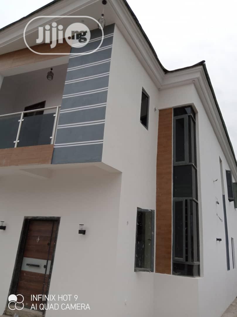 Detached 4 Bedroom Duplex With BQ