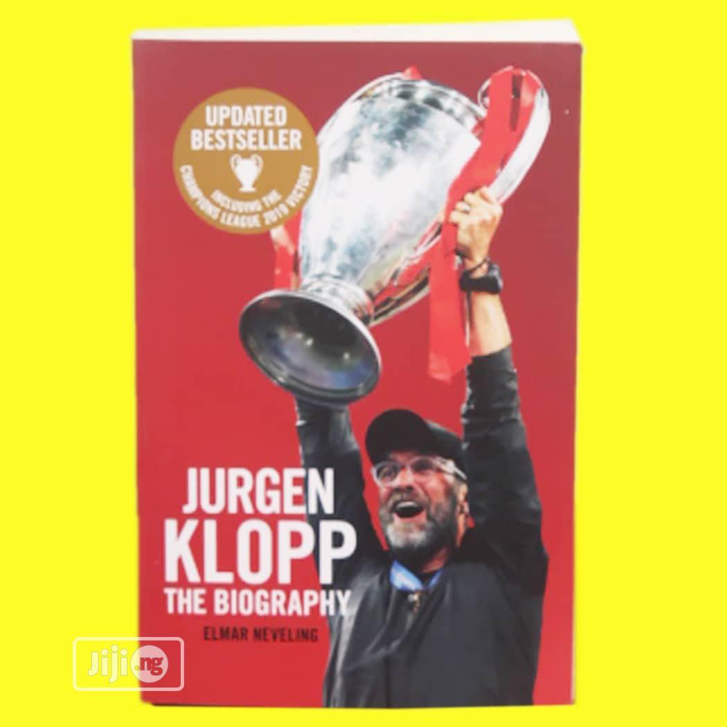 Archive: Jurgen Klopp The Biography