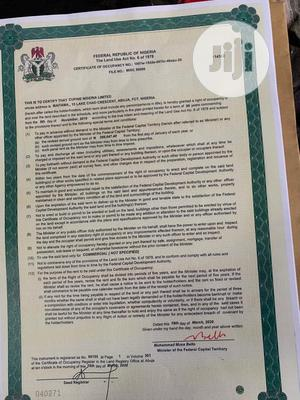 Central Area Commercial Plot for Sale | Land & Plots For Sale for sale in Abuja (FCT) State, Central Business Dis