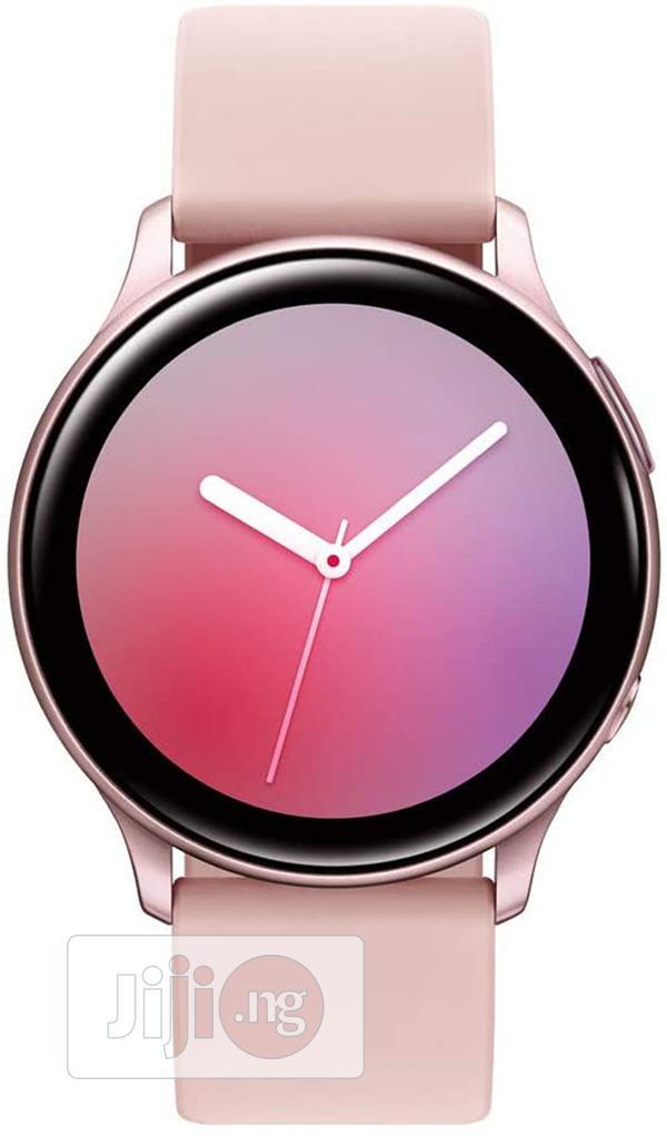 Archive: Samsung Galaxy Watch Active 2 - Blue