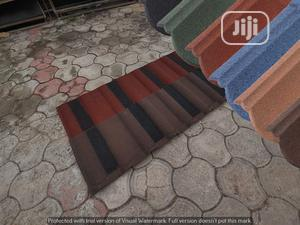 Stone Coated Roofing Tiles in Different Colours Bond   Building Materials for sale in Lagos State, Ajah