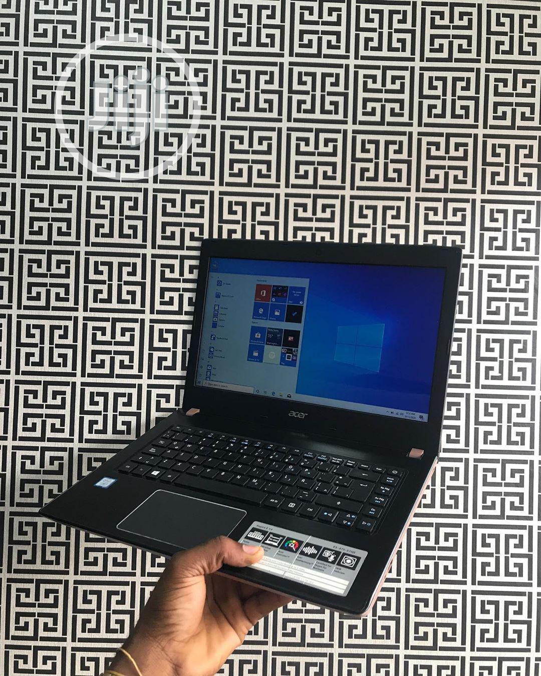 Laptop Acer Aspire E5-475 8GB Intel Core i5 SSD 1T
