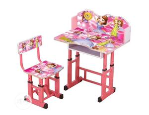Super Unique Set Of Kids Table With Chair   Children's Furniture for sale in Abuja (FCT) State, Apo District