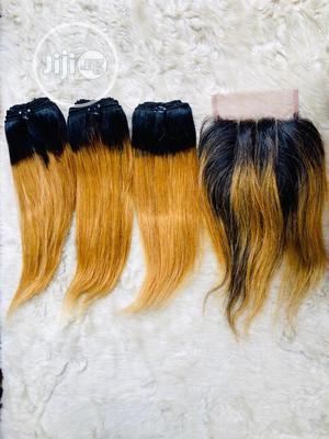 14 Inches Human Hair | Hair Beauty for sale in Lagos State, Agboyi/Ketu