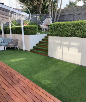 Artificial Grass Rugs Available For Garden 50mm | Garden for sale in Lagos State, Surulere