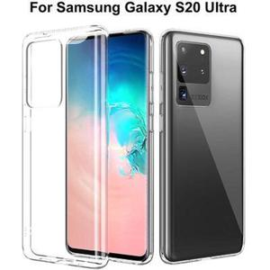 360 Transparent Case Front and Back for S20 Ultra   Accessories for Mobile Phones & Tablets for sale in Lagos State, Ikeja