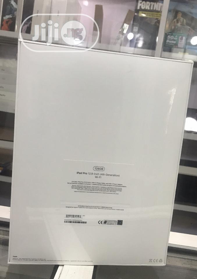 New Apple iPad Pro 12.9 128 GB Gray | Tablets for sale in Ikeja, Lagos State, Nigeria