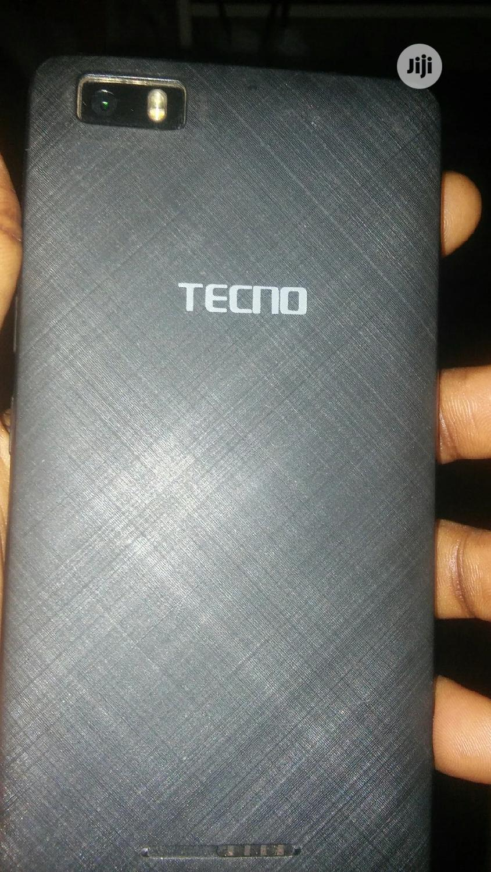 Tecno W3 8 GB Black   Mobile Phones for sale in Agege, Lagos State, Nigeria