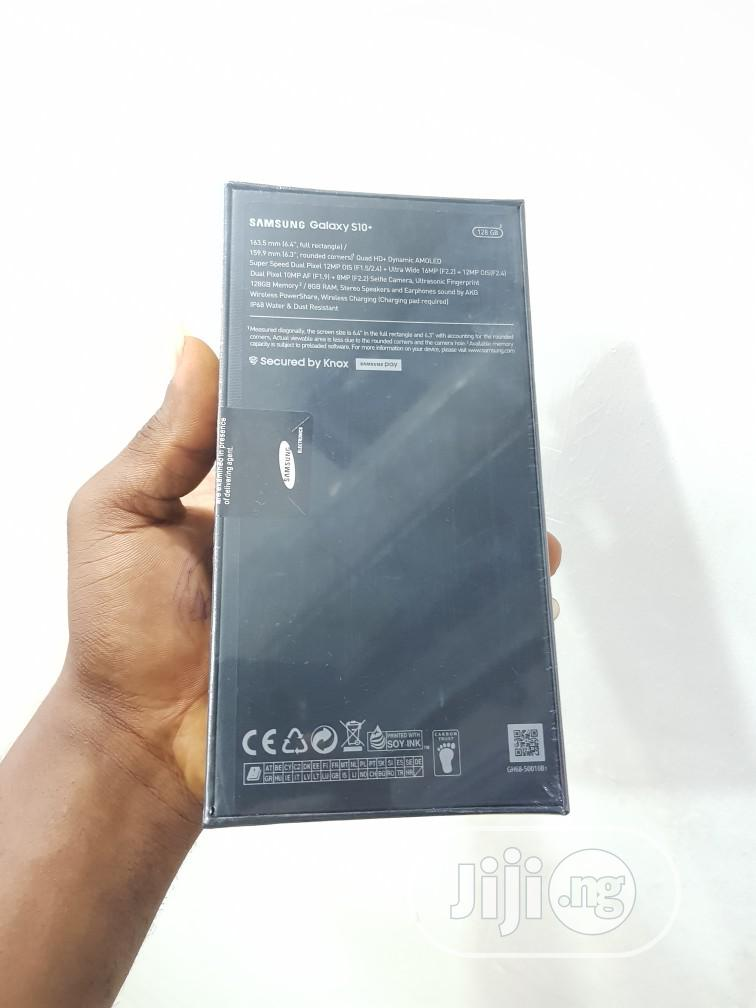 New Samsung Galaxy S10 Plus 128 GB Blue | Mobile Phones for sale in Ikeja, Lagos State, Nigeria