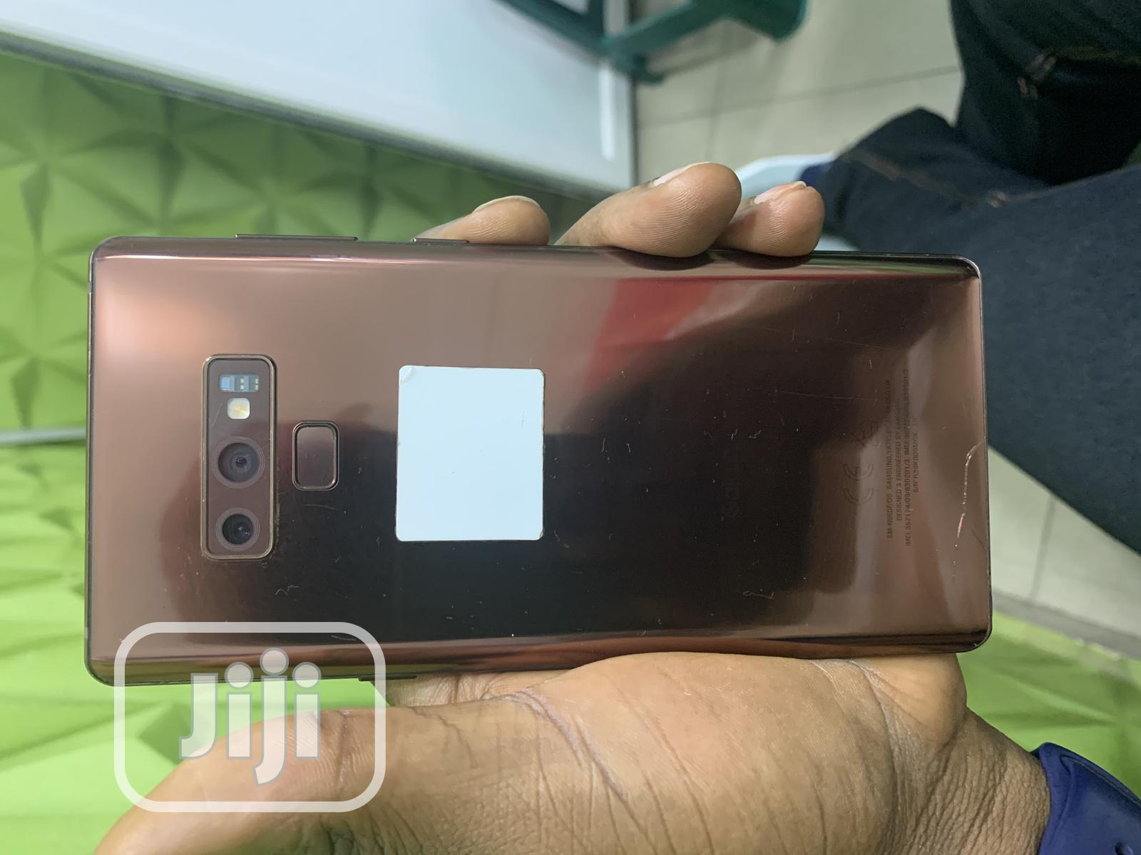 Samsung Galaxy Note 9 128 GB   Mobile Phones for sale in Ikeja, Lagos State, Nigeria
