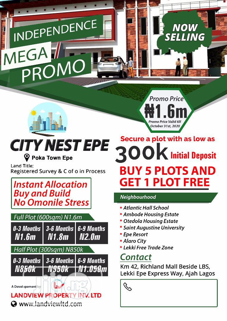 Registered Survey And C Of O In Progress | Land & Plots For Sale for sale in Epe, Lagos State, Nigeria