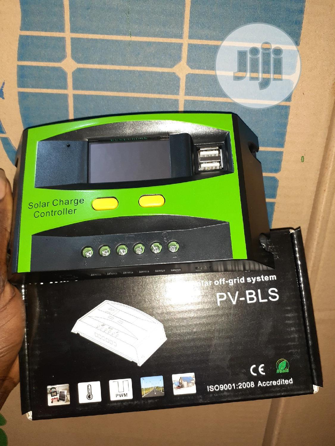 30ah Pwm Solar Charge Controller Is Available
