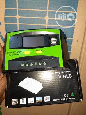 30ah Pwm Solar Charge Controller Is Available | Solar Energy for sale in Lagos State, Ojo