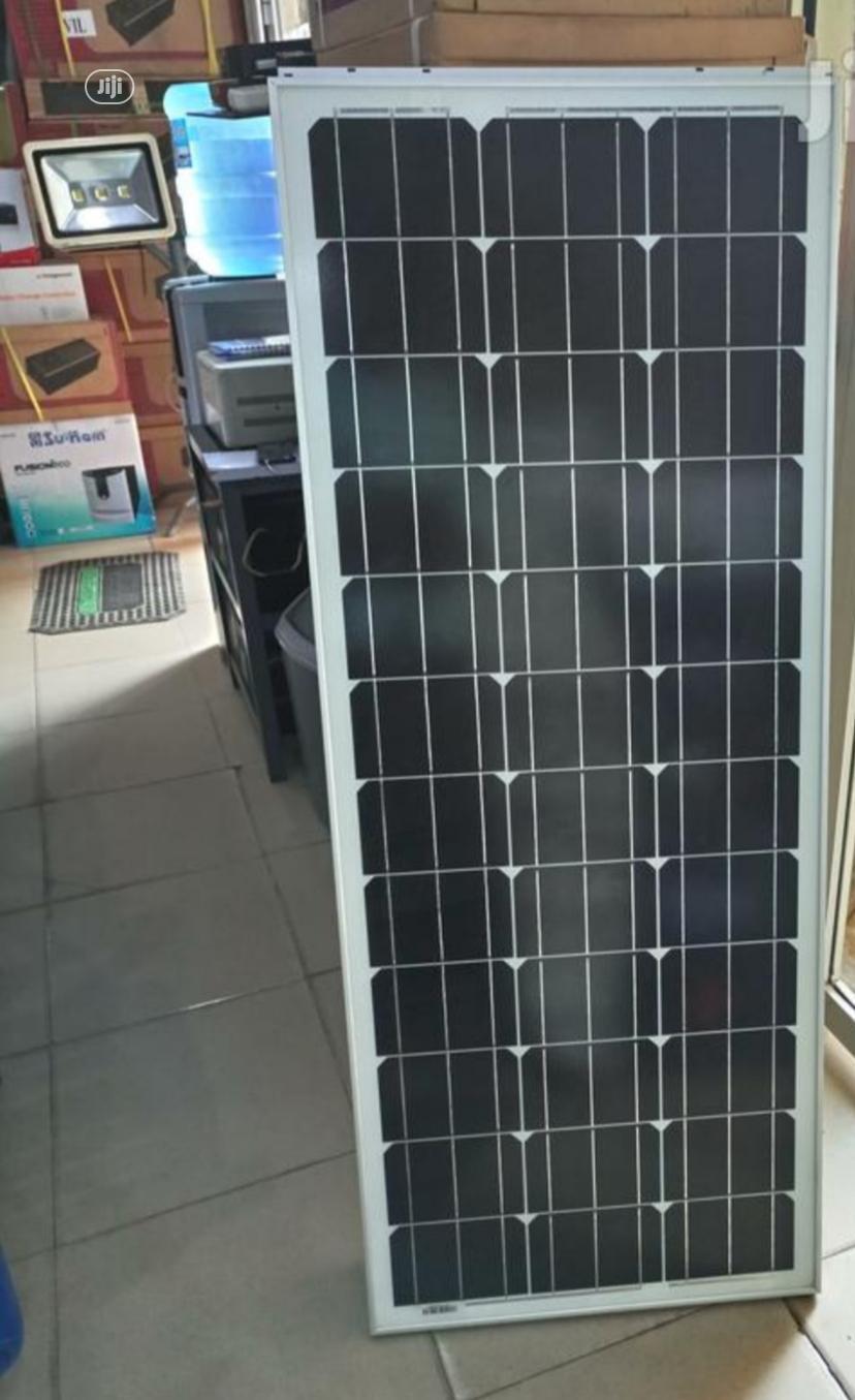 Yasun 100watts Mono Solar Panel