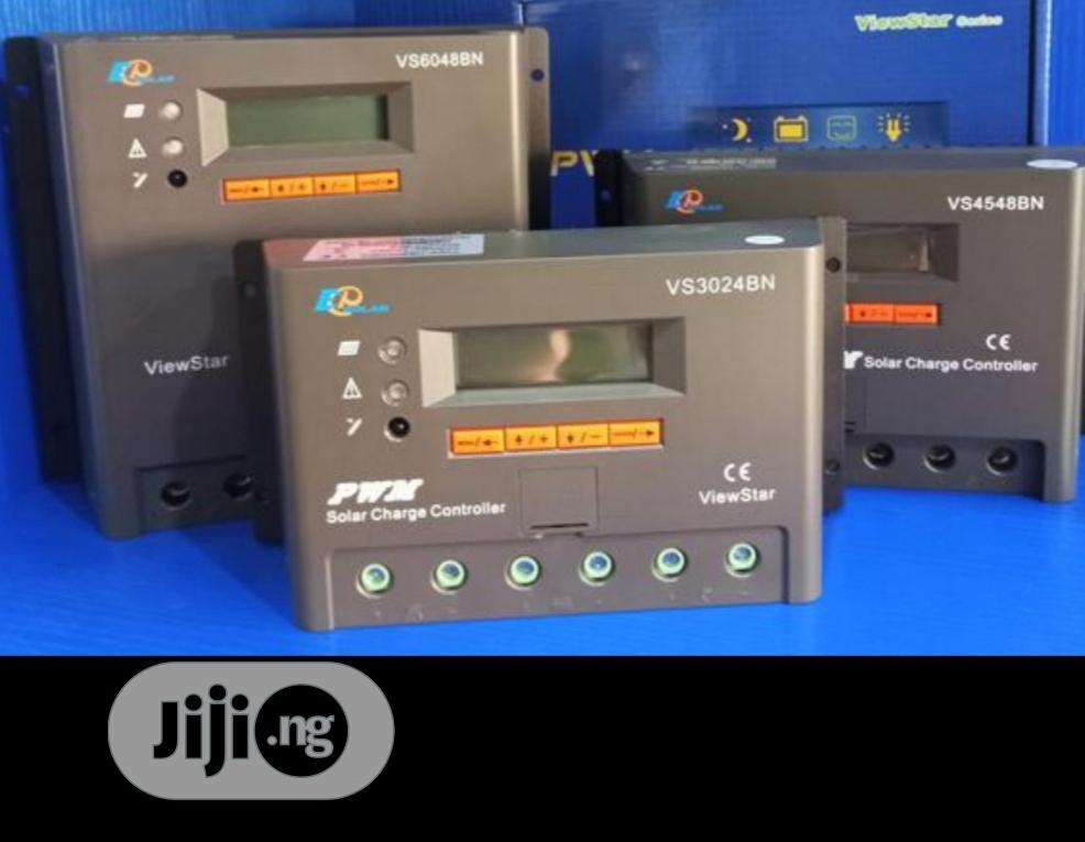 EPSOLAR 30ah 12/24v PWM Charge Controller