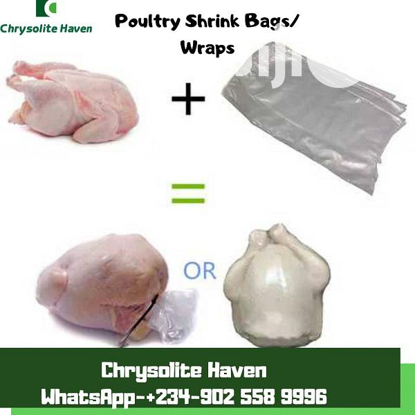 Archive: Poultry Shrink Wraps / Bags