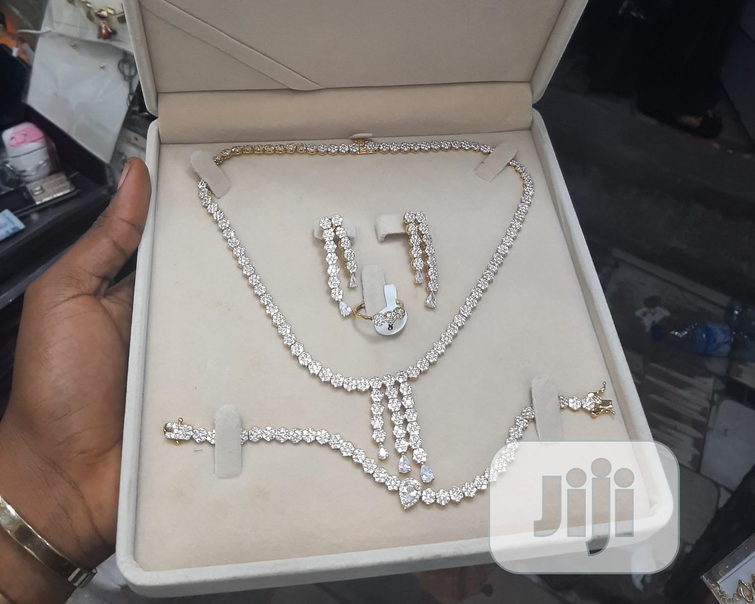 4pieces Jewelry Sets