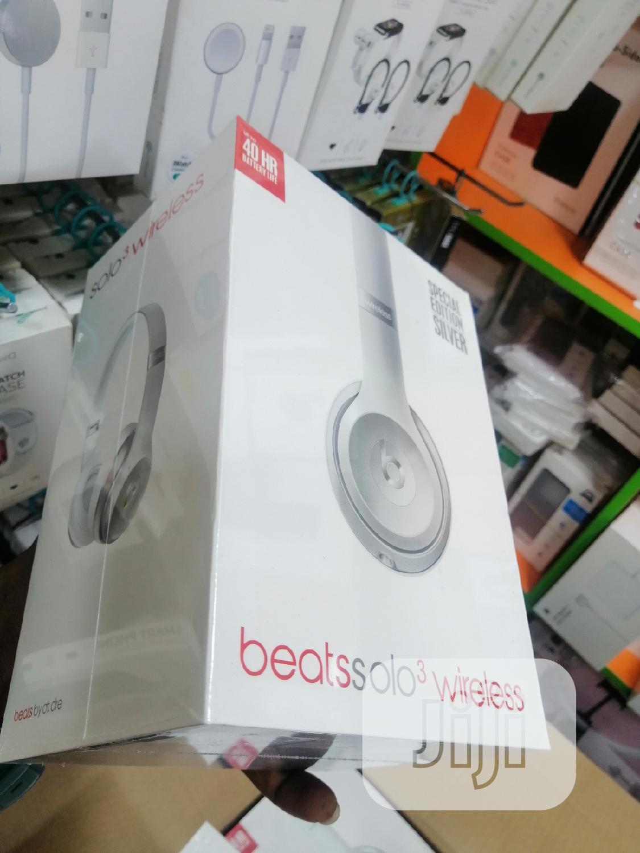 Beats Solo 3 | Headphones for sale in Ikeja, Lagos State, Nigeria