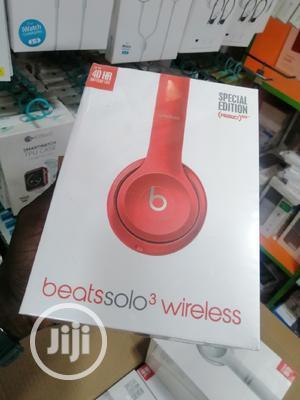 Beats Solo 3 Wireless Headphones | Headphones for sale in Lagos State, Ikeja