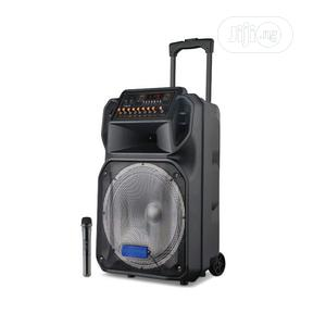 SF105BT Havit Trolley Speaker + Microphone Wireless | Audio & Music Equipment for sale in Lagos State, Ikeja