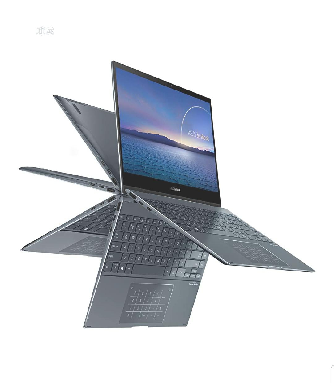 New Laptop Asus ZenBook Flip UX360CA 8GB Intel Core I5 SSD 512GB | Laptops & Computers for sale in Ikeja, Lagos State, Nigeria