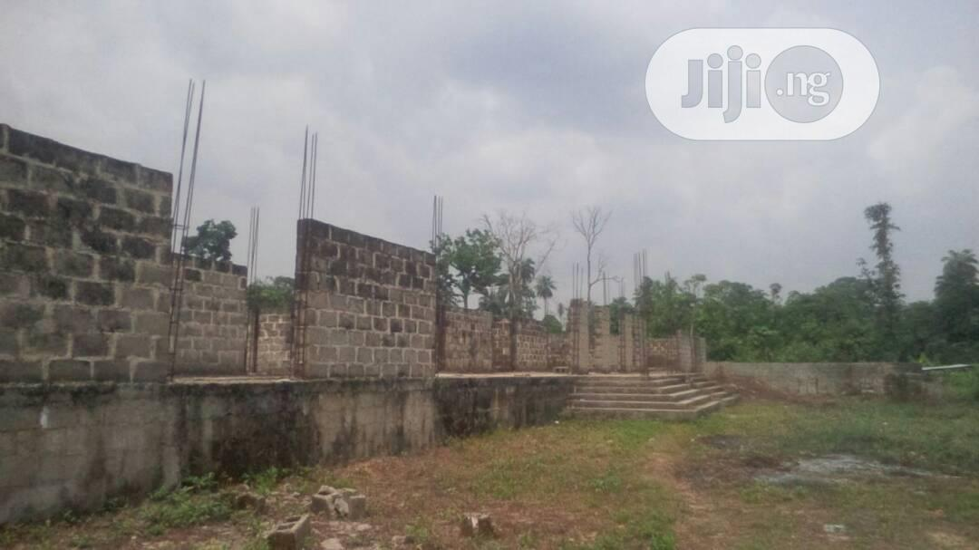 Un Completed Hostel for Sale | Land & Plots For Sale for sale in Ogbia, Bayelsa State, Nigeria