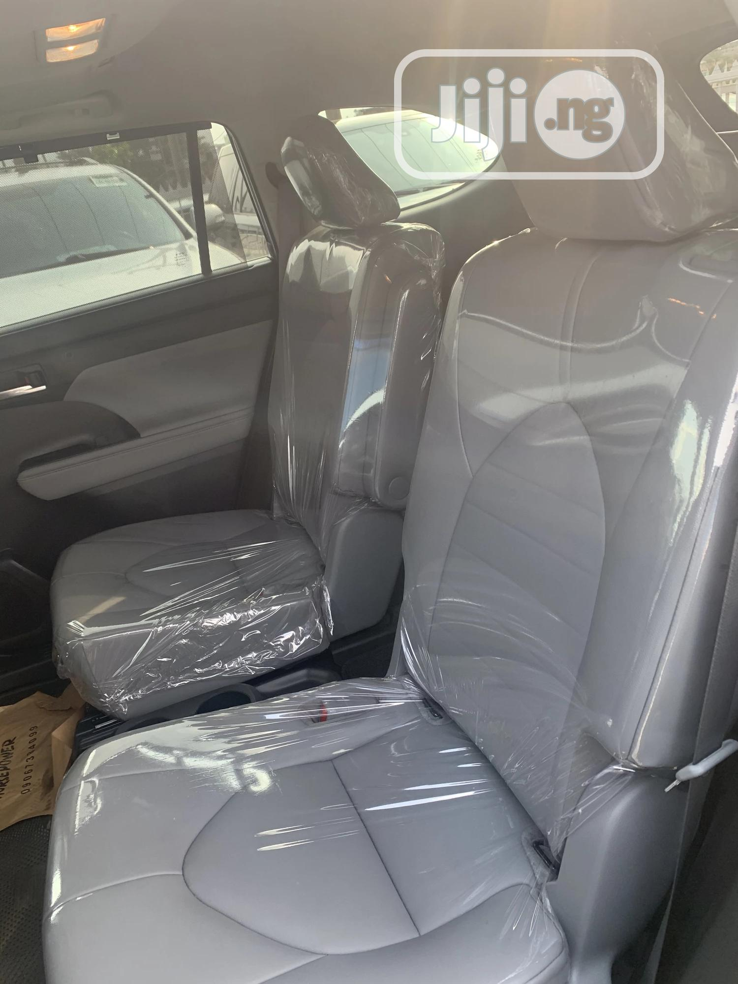 New Toyota Highlander 2020 Limited AWD Blue | Cars for sale in Ikeja, Lagos State, Nigeria