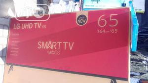 LG Television 65 Inches Smart Tv | TV & DVD Equipment for sale in Lagos State, Ajah