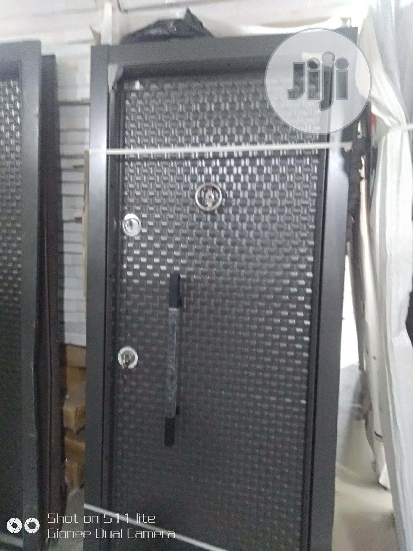 3ft Metal Turkey Doors Available