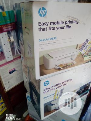HP Wireless 4 In 1 Printer | Printers & Scanners for sale in Lagos State, Ikoyi