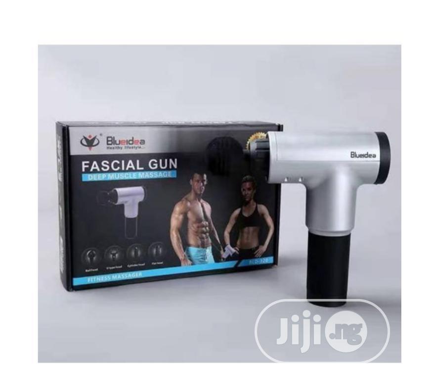 Blue Idea Fascial Gun Muscle Massager