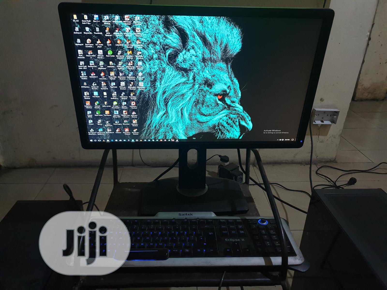 Desktop Computer Laptop 16GB Intel Core I5 HDD 2T | Laptops & Computers for sale in Ikeja, Lagos State, Nigeria