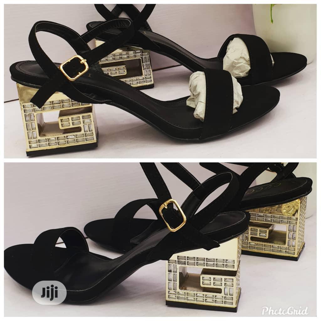 Sandal Block Heel   Shoes for sale in Ojota, Lagos State, Nigeria