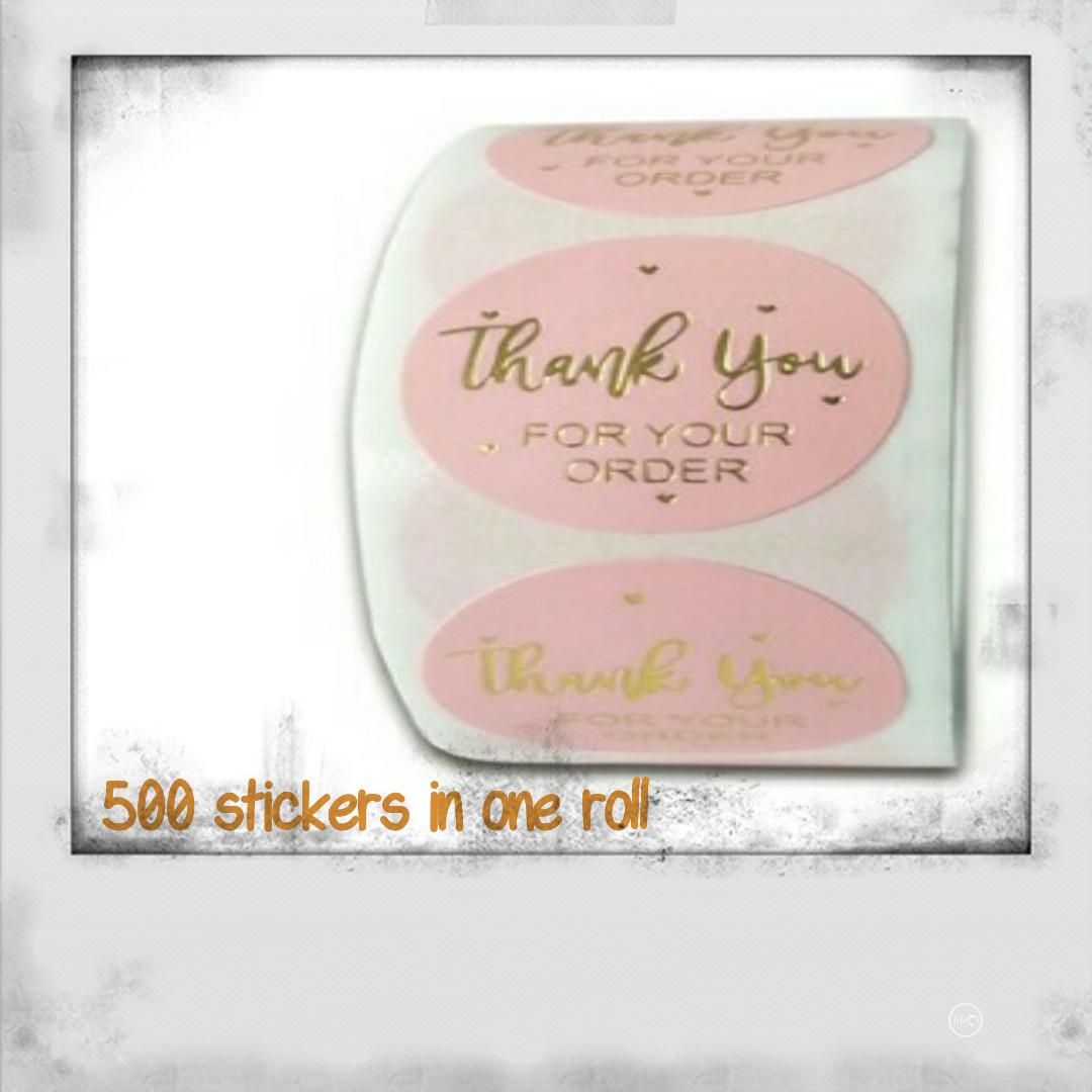 Archive: Thank You For Your Order