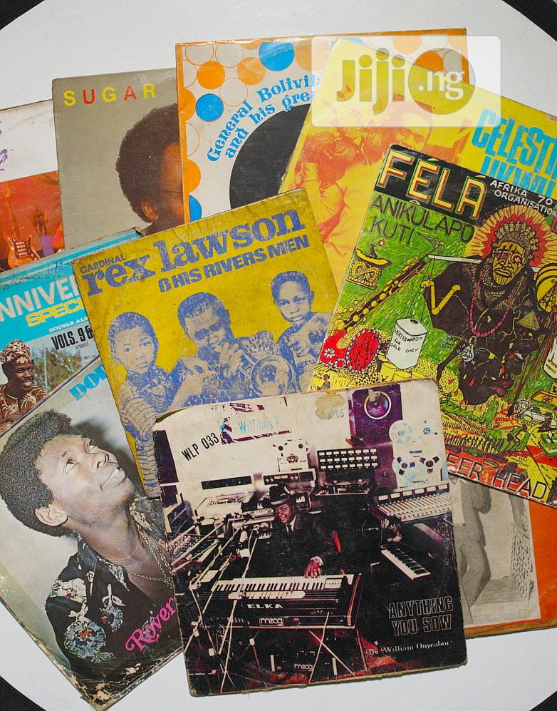 Nigeria Afrobeat Disco Highlife Juju Records Vinyl Wanted