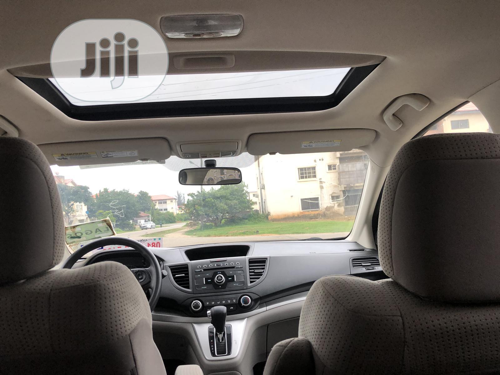 Honda CR-V 2015 Silver | Cars for sale in Gwarinpa, Abuja (FCT) State, Nigeria