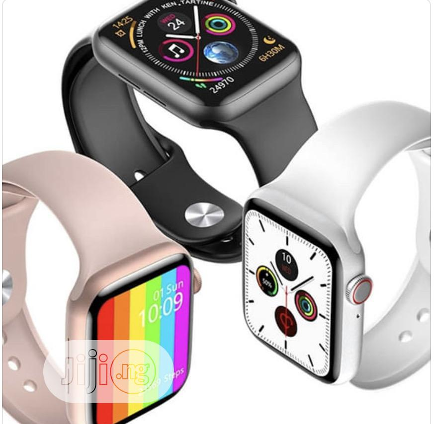 Series 6 Newest Smartwatch | Smart Watches & Trackers for sale in Ikeja, Lagos State, Nigeria