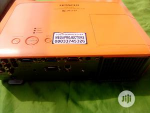 Clean Hitachi Projector   TV & DVD Equipment for sale in Lagos State, Maryland
