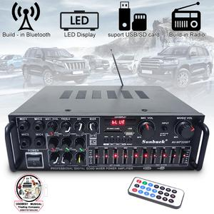 Professional 4 Channel Digital Echo Mixer Power Amplifier | Audio & Music Equipment for sale in Lagos State, Mushin