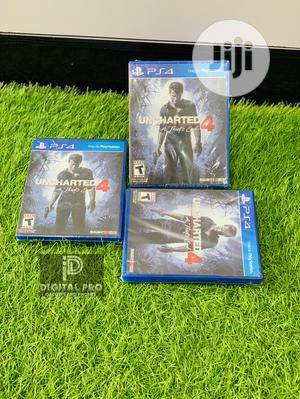 Uncharted 4   Video Games for sale in Imo State, Owerri