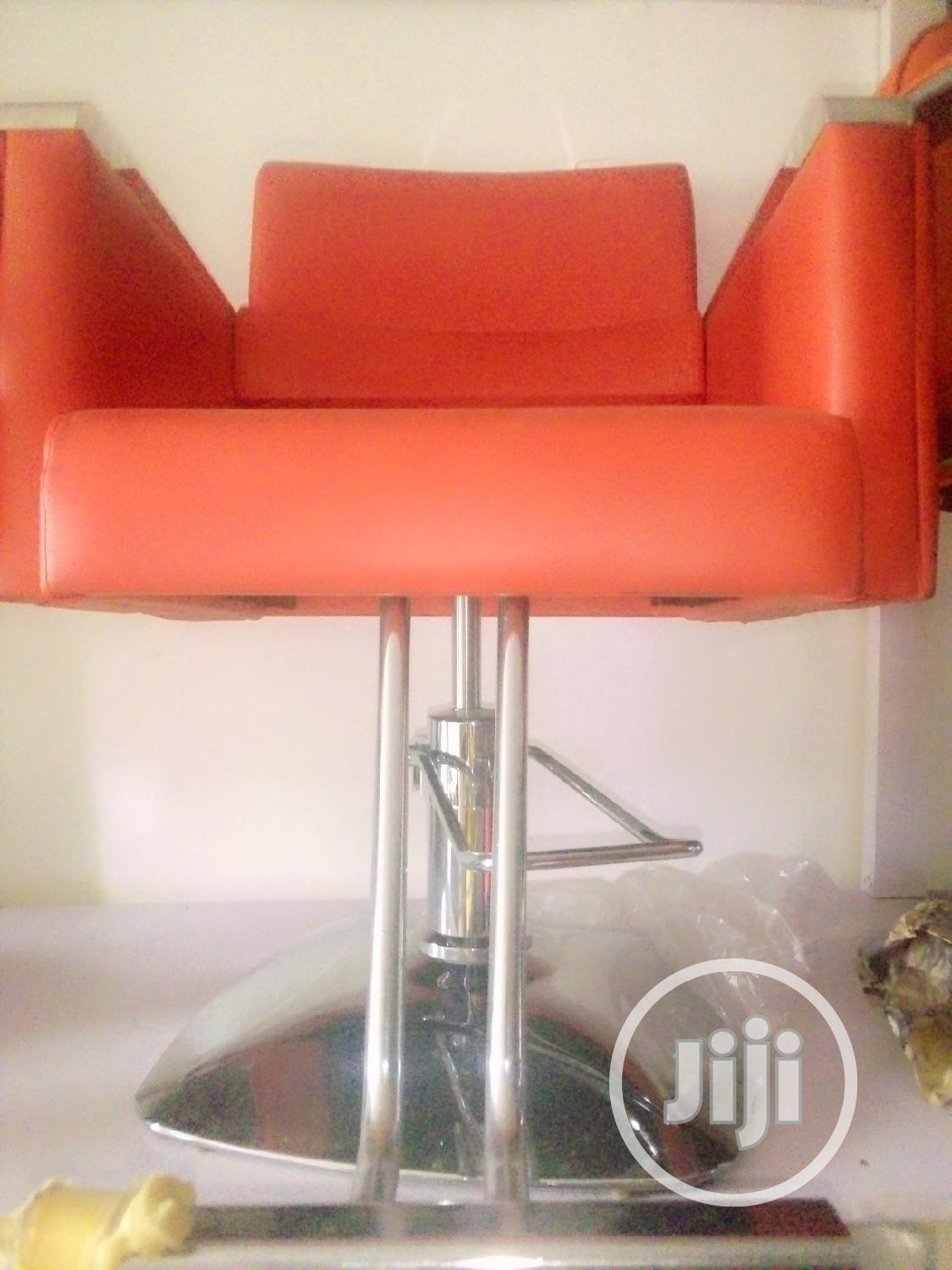 Archive: Red Styling Chair