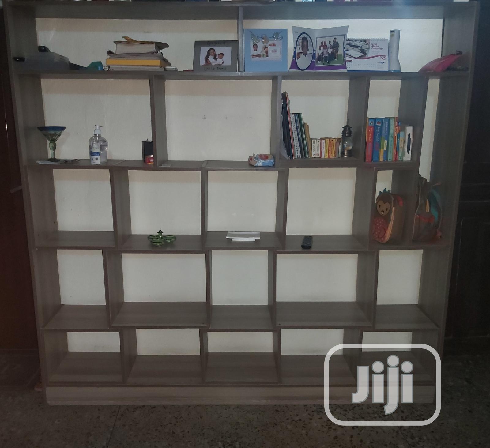 Archive Bookshelf Room Divider In Ilupeju Furniture Ayo Aderoju Jiji Ng