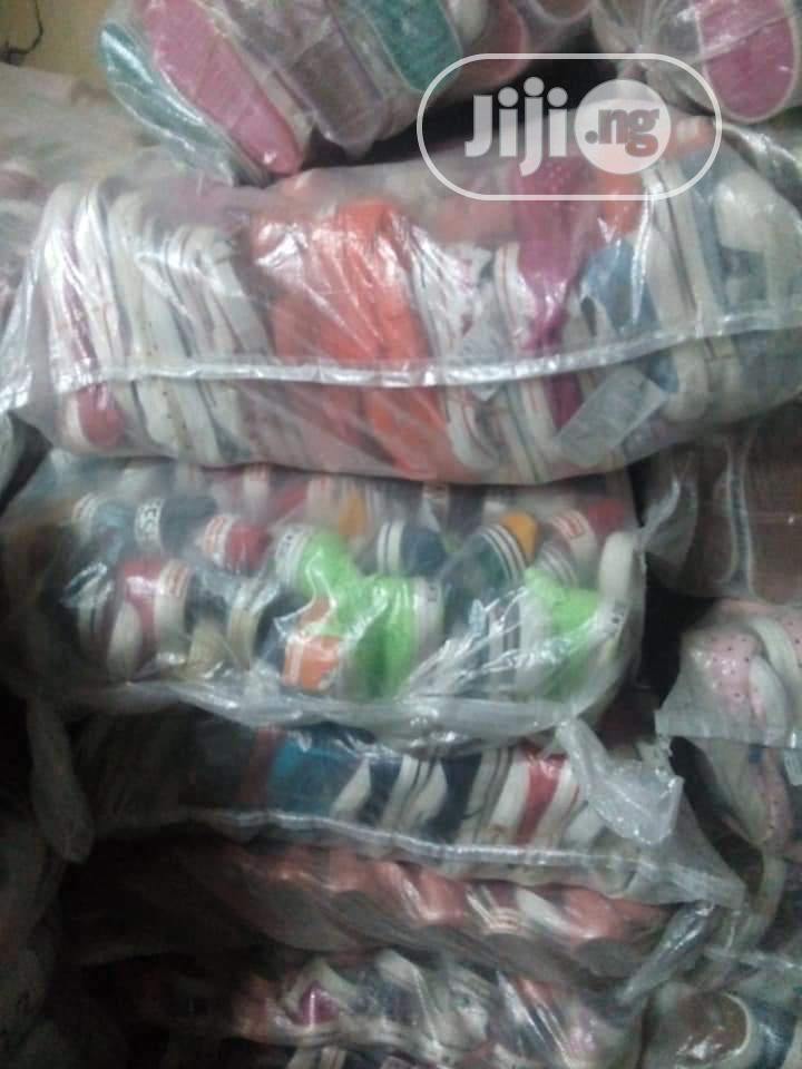 First Grade Bale Of Children And Adult Shoes