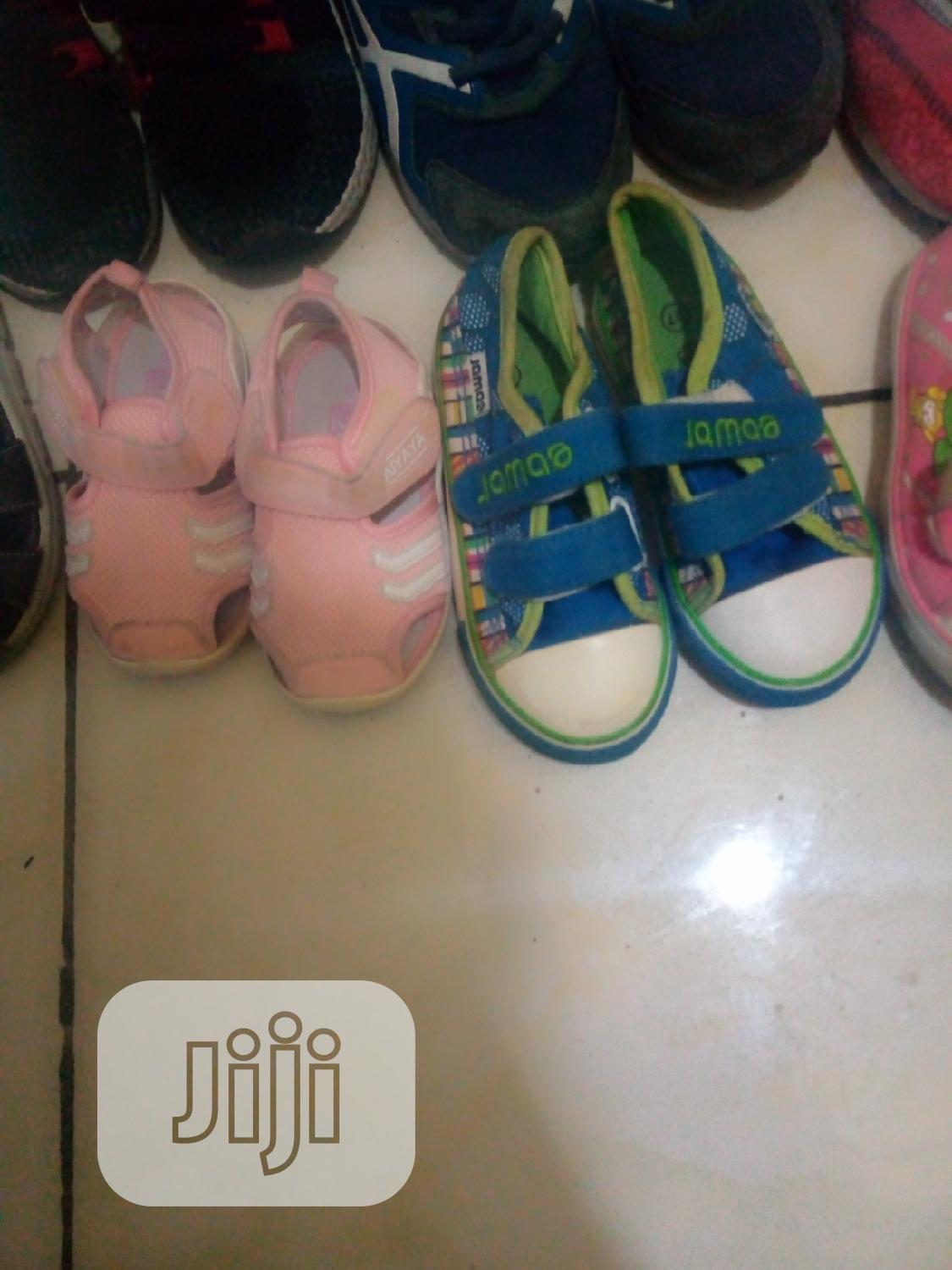 First Grade Bale Of Children And Adult Shoes | Children's Shoes for sale in Apapa, Lagos State, Nigeria