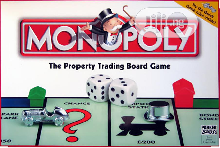Monoploy Game