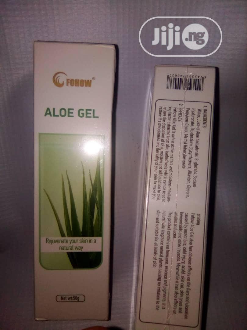 Archive: Fohow Aloe Vera Gel for Skin Care